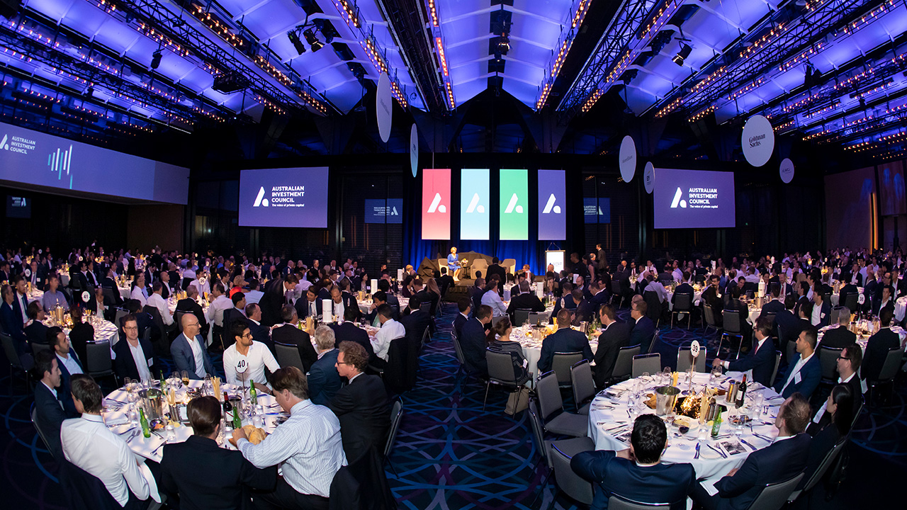 Australian Investment Council AGM and Gala Dinner